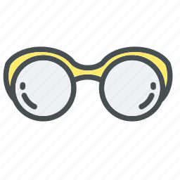 eye, eyes, gkasses, glass, summer, sun, sunglasses icon