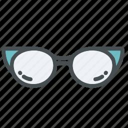 eye, eyes, gkasses, glass, summer, sun, sunglasses icon