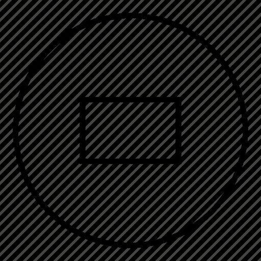 app, browser, maximize icon