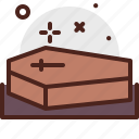 coffin, burial, event
