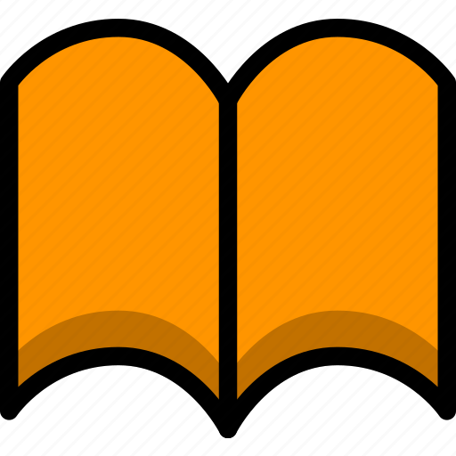 bookmarks, favorites, favourite, learning, reading, study icon