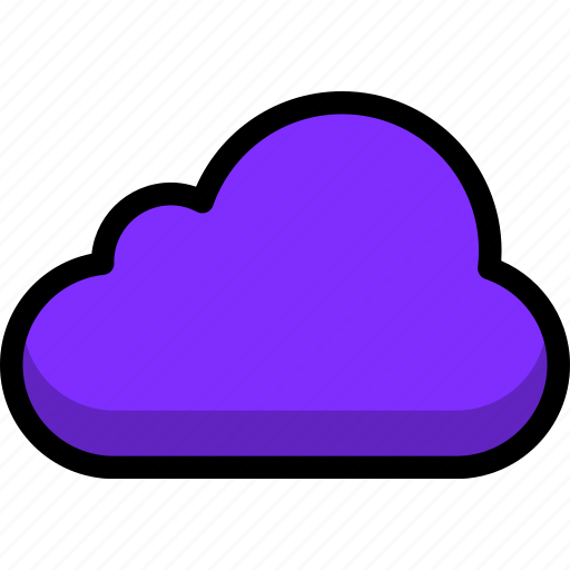 cloud, cloudy, communication, internet, upload icon