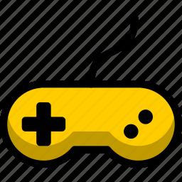 controller, football, game, photography, video icon