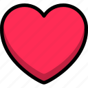heart, romantic, sign, valentines icon