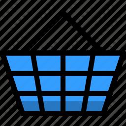 basket, commerce, money, sale, shopping, store icon