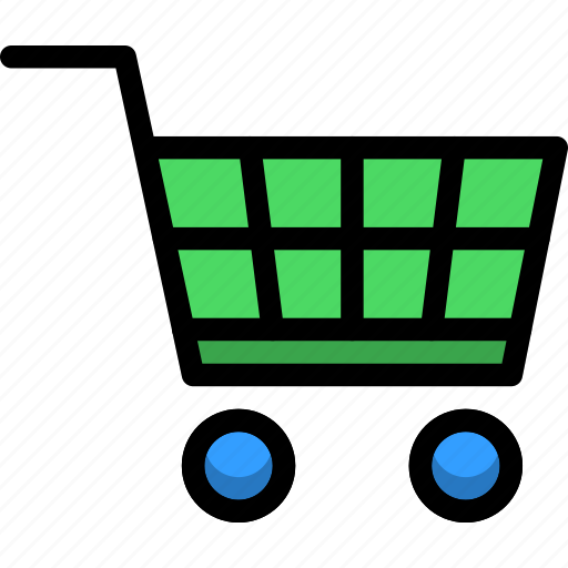 business, buy, cart, graph, sale, shopping icon