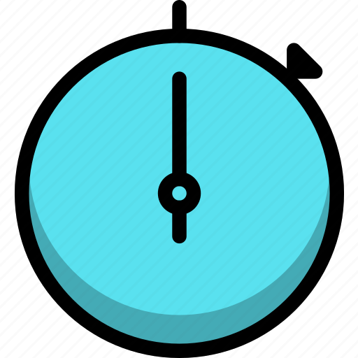 appointment, date, stopwatch, timer, wall icon
