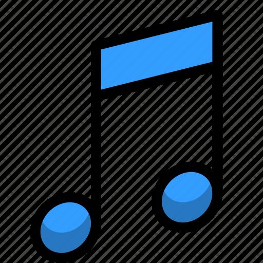 file, film, music, player, record, video icon