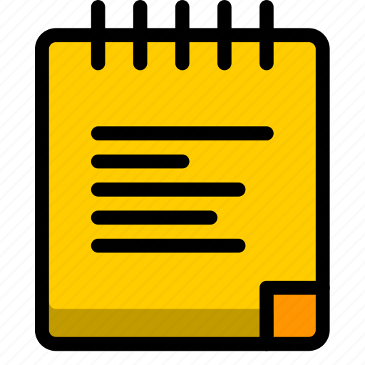 do, file, list, notes icon