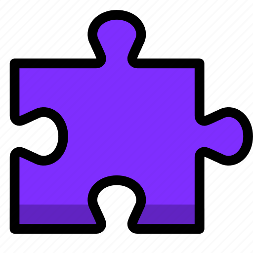 casino, dice, piece, playing, puzzle icon
