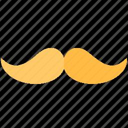 battery, beard icon
