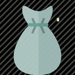 bag, coin icon