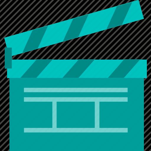 cinema, entertainment, film, play icon