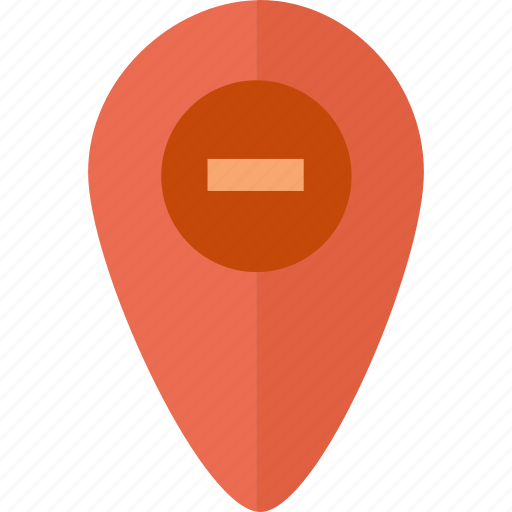 location, pin icon