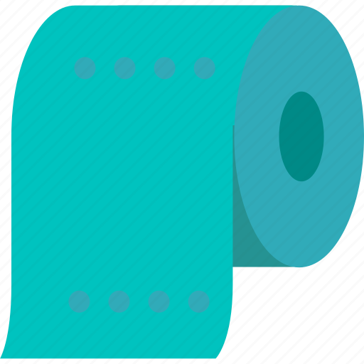 paper, roll icon