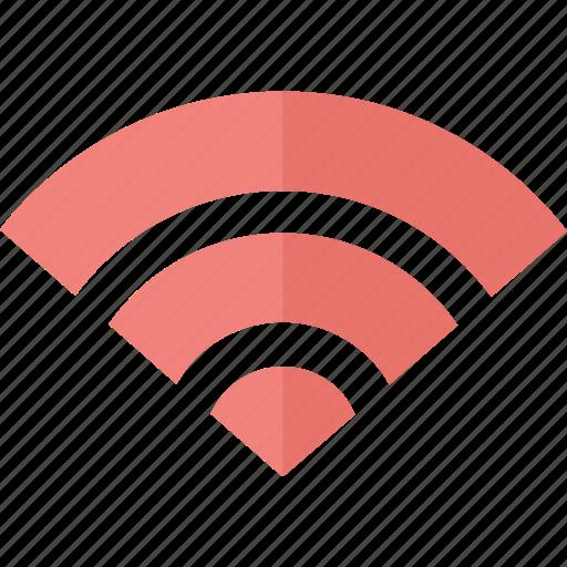 rss, signal, wifi icon