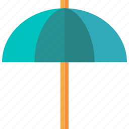 objects/equipment, safe, umbrella icon