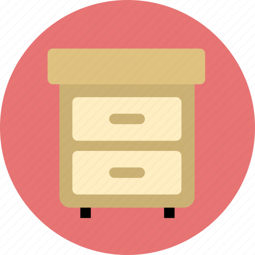 archive, cabinet, furniture icon