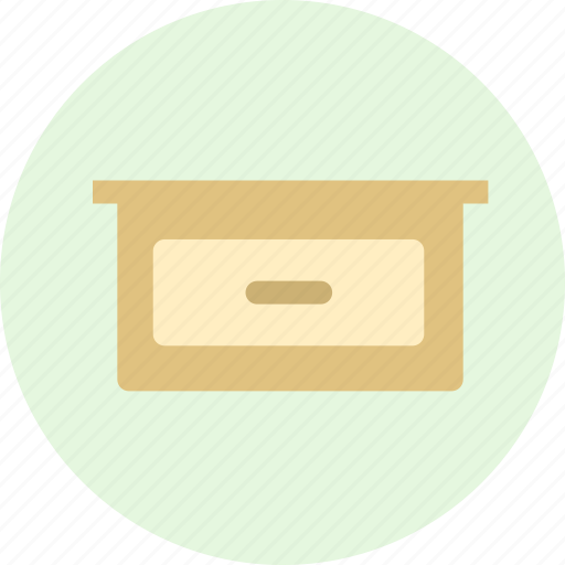 archive, drawer, furniture icon