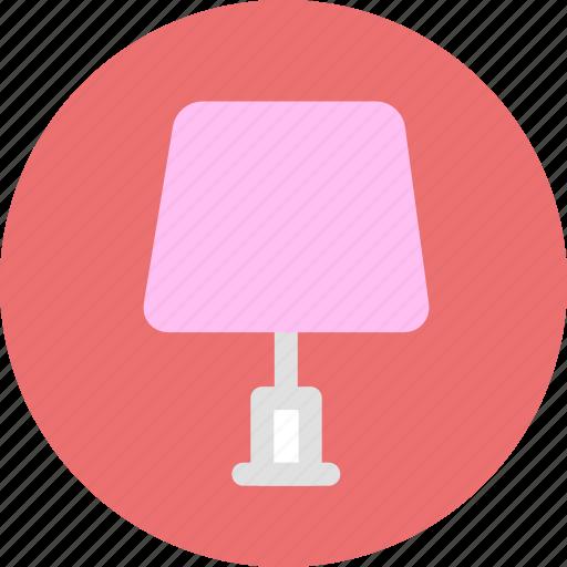 furniture, lamp, light icon