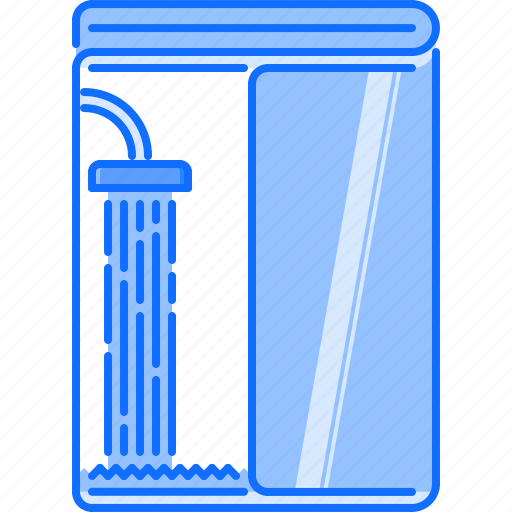 decoration, furniture, home, house, room, shower icon