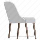 chair, decoration, furniture, sofa icon