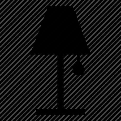 furniture, interior, lamp, light icon