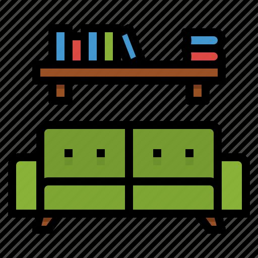 furniture, living, room, sofa icon
