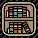 book, bookcase, bookshelf, education, furniture