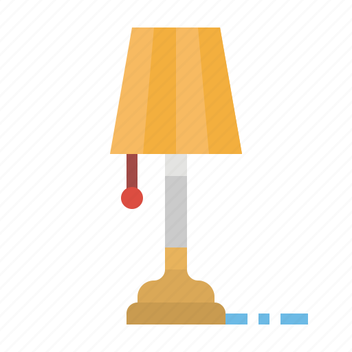 Bulb, furniture, household, lamp, light icon - Download on Iconfinder