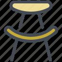 armchair, chair, furniture, interior