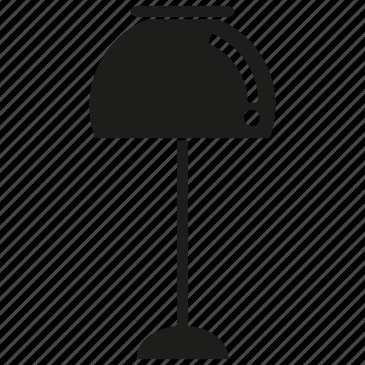 electronic, furniture, lamp icon