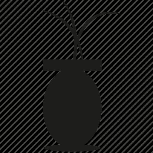 carafe, jar, plant, vase icon