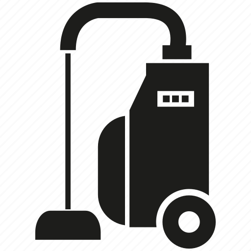 electronics, home appliance, hoover, vacuum cleaner icon