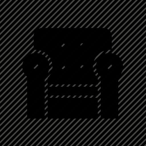 armchair, chair, easy chair, furniture, home, piece, sofa icon