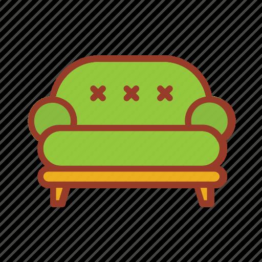 furniture, home, house, living, sofa icon