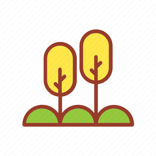 furniture, home, house, living, tree icon