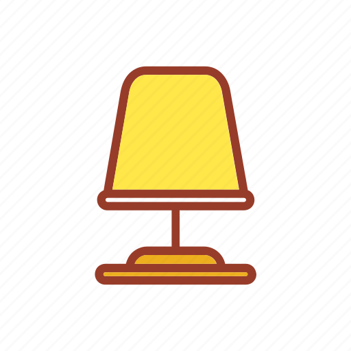 furniture, home, house, lamp, living icon