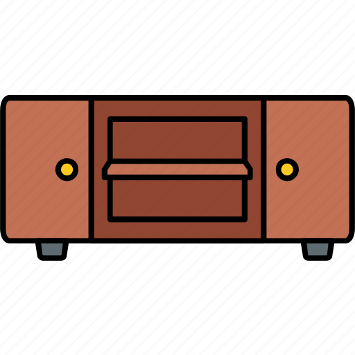 drawers, furniture, home, house, interior, office, room icon