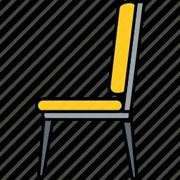 armchair, chair, furniture, home, house, seat, sofa icon