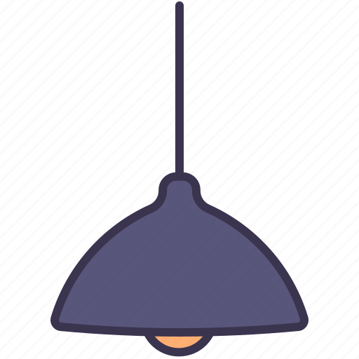 ceiling, decor, hanging, lamp, light icon