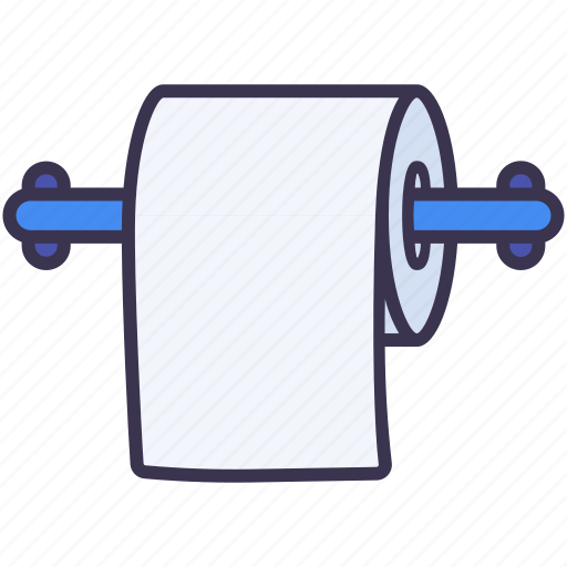Decor, holder, home, sanitary, tissue, ware icon - Download on Iconfinder