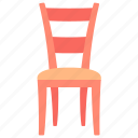 chair, decor, dining, furniture, home, interior