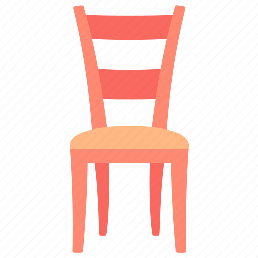 chair, decor, dining, furniture, home, interior icon