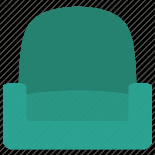 decor, furniture, home, interior, sit, sofa icon