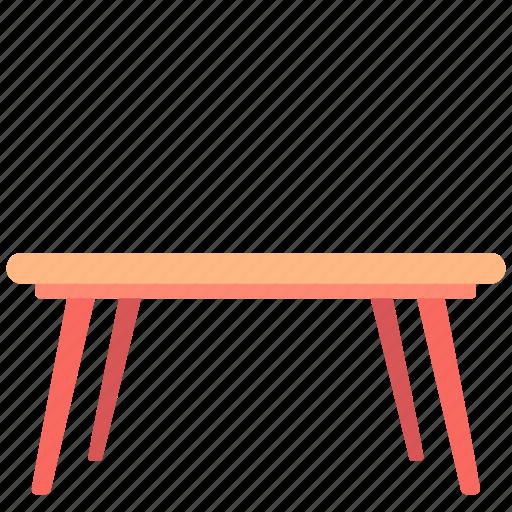desk, diner, furniture, home, table icon