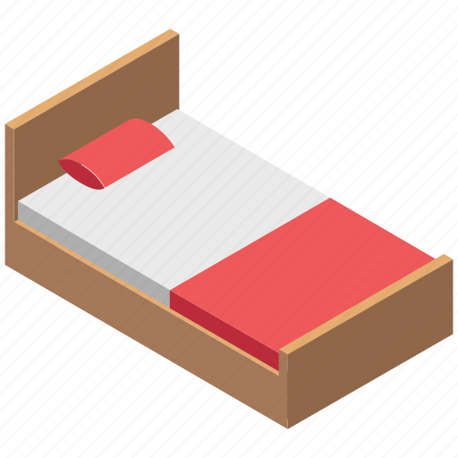 bed, bedroom, relax, room, sleep icon