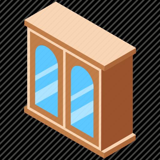 crockery cabinet, crockery unit, dining room furniture, furniture, home decor icon