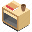 bureau, cabinet, drawers, nightstand, sideboard