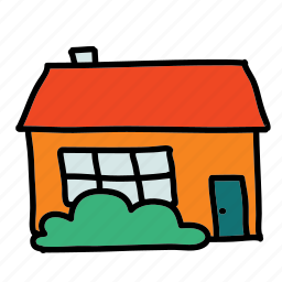 building, furniture, home, house icon